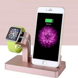 2-In-1 Multifunction Charging Dock & Phone Holder