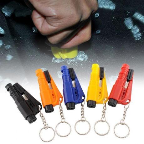 3 in 1 Mini Emergency Safety Hammer