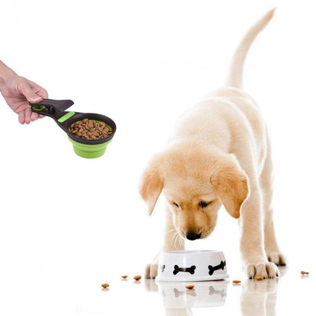 3-in-1 Pet Food Measuring Cup