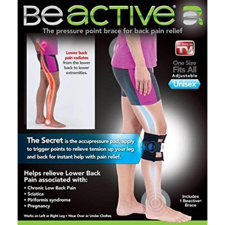 Therapeutic Leg Brace