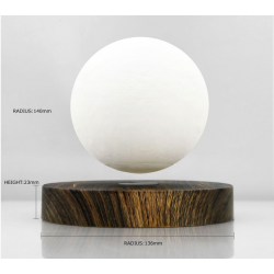 Magnetic Levitating Moon Light Lamp