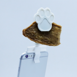 Pet Treat Holder Phone Clip