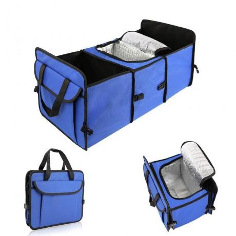 Storage Basket Trunk Organizer