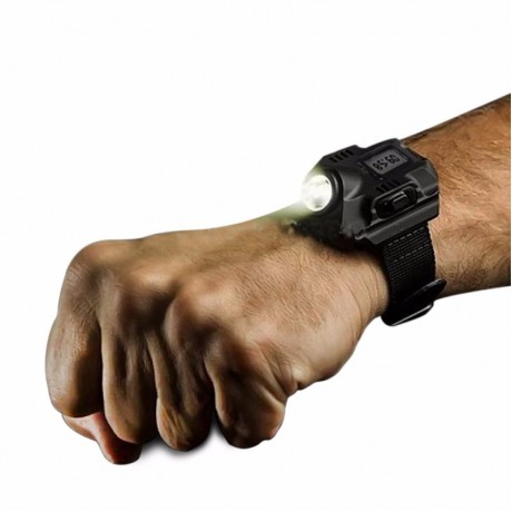 Tactical LED Light Watch